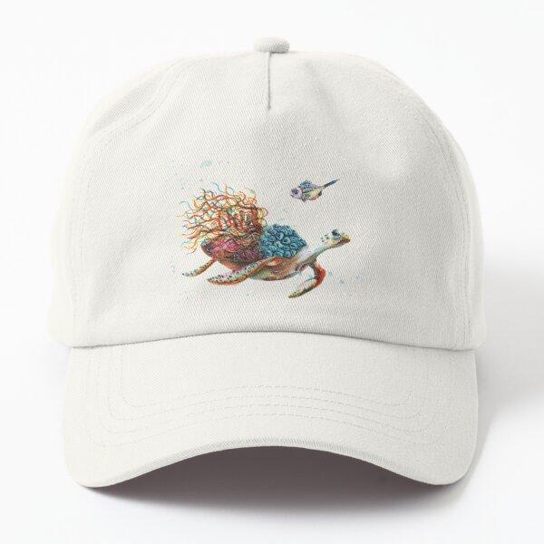 Fin Friends  Dad Hat