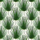 Simple Palm Leaf Geometry by micklyn