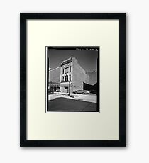 Jay's Lunch - Youngstown, Ohio Framed Print