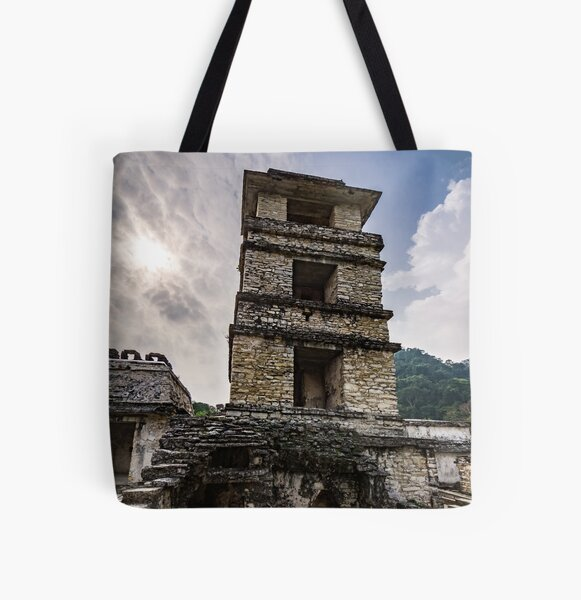 The Tower All Over Print Tote Bag