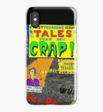 Tales That Are Crap iPhone Case/Skin