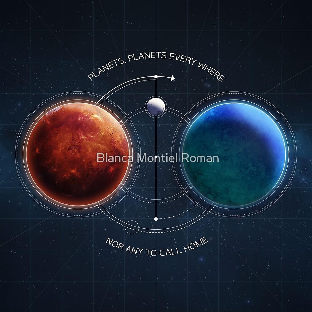 Space-Age Mariner: Mars by Blanca Montiel Roman