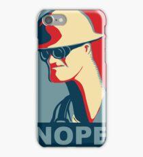 Engineer Says Nope iPhone Case/Skin
