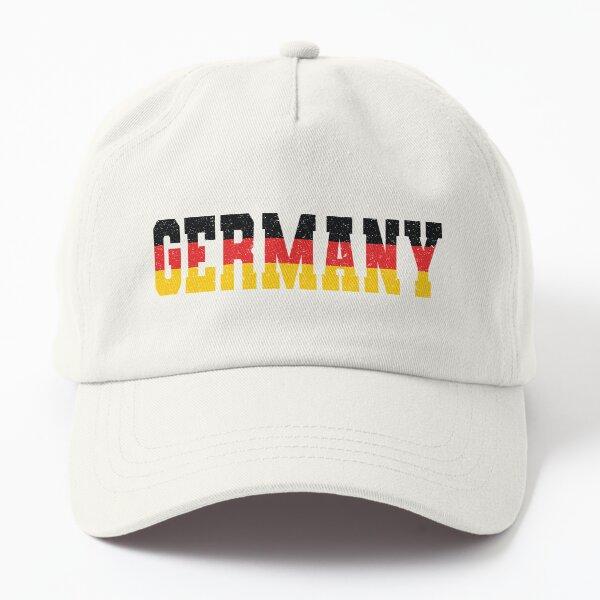 Germany Vintage Text Dad Hat