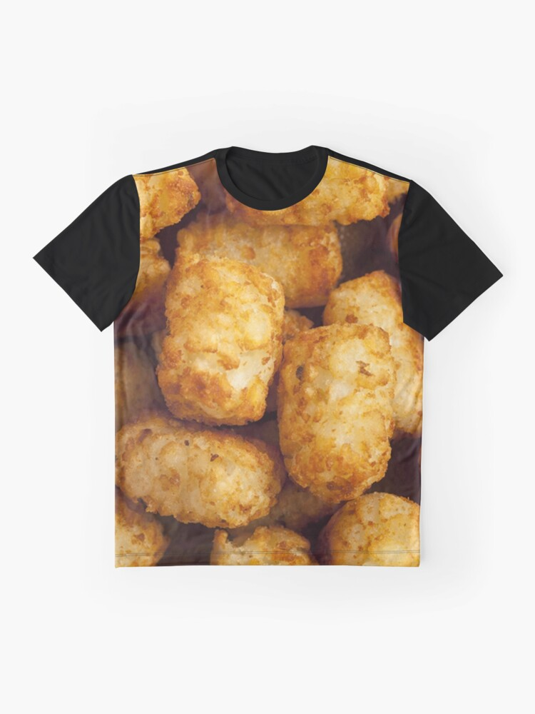Alternate view of tater tots Graphic T-Shirt