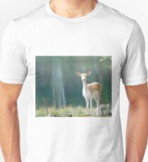 Fallow Deer Unisex T-Shirt