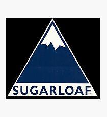 Sugarloaf Maine Photographic Print