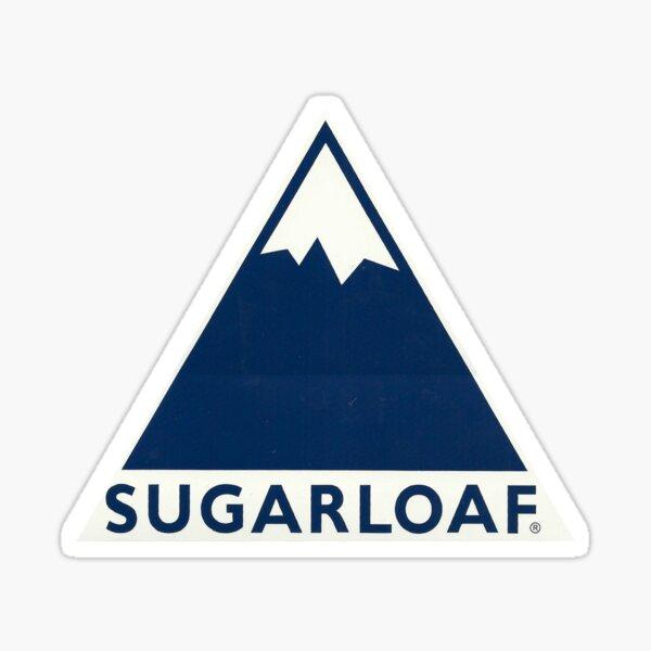 Sugarloaf Maine Sticker