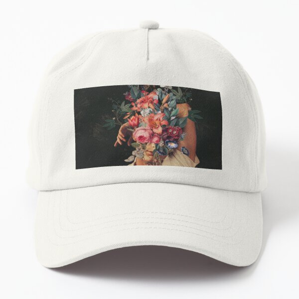 Roses Bloomed every time I Thought of You Dad Hat