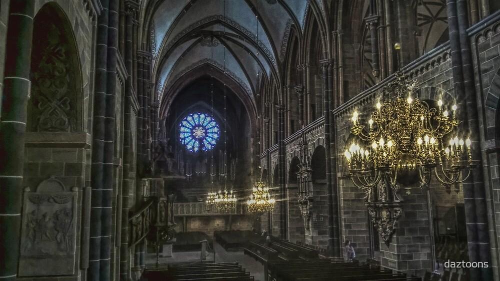 St. Petri Dom, Bremen by daztoons