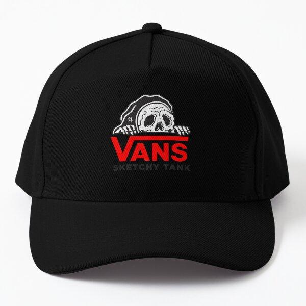 Skull Sketchy Tank Baseball Cap