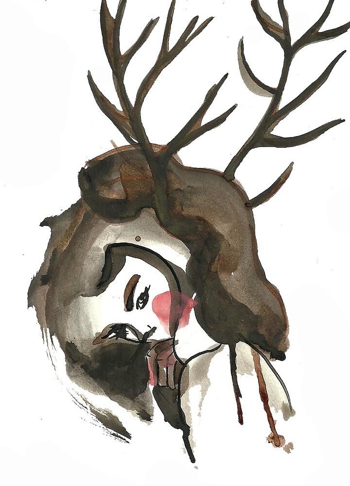 wild girl by Turquesa