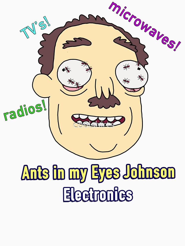Ants In My Eyes Johnson II | Unisex T-Shirt