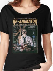 Re-Animator Tshirt! Women's Relaxed Fit T-Shirt
