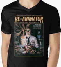 Re-Animator Tshirt! Men's V-Neck T-Shirt