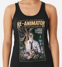 Camiseta con espalda nadadora Re-Animator Tshirt!