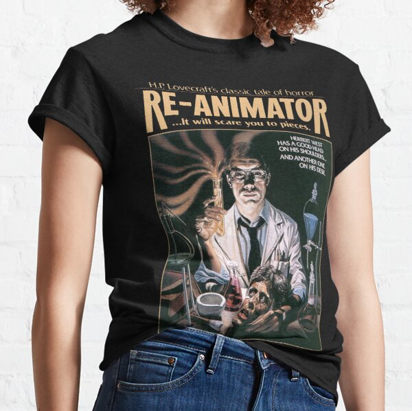 Re-Animator Tshirt! Camiseta clásica
