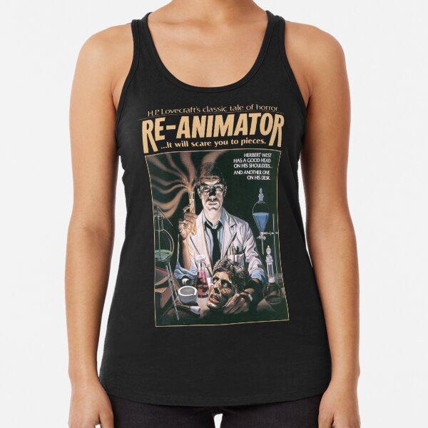 Re-Animator Tshirt! Racerback Tank Top