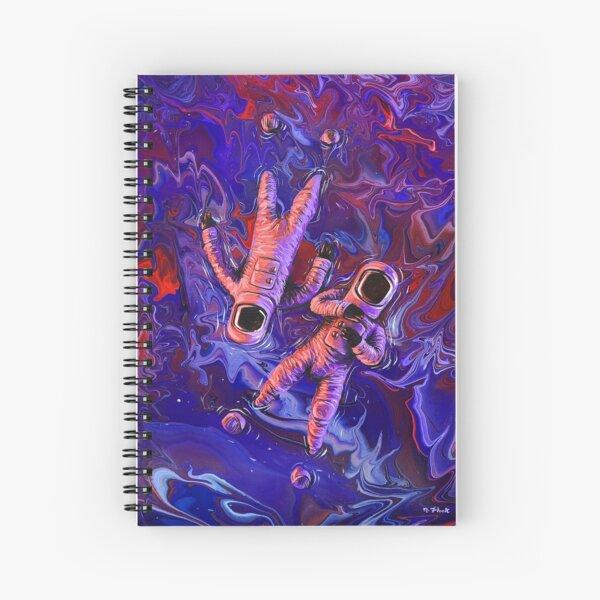 Drifters Spiral Notebook