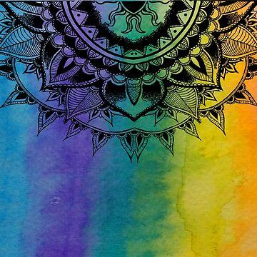 Rainbow Dreams. by ByRoseanna