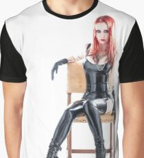 Traped in Fetish-heels Graphic T-Shirt