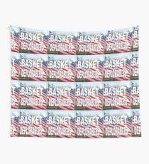 BASKET OF DEPLORABLES Wall Tapestry