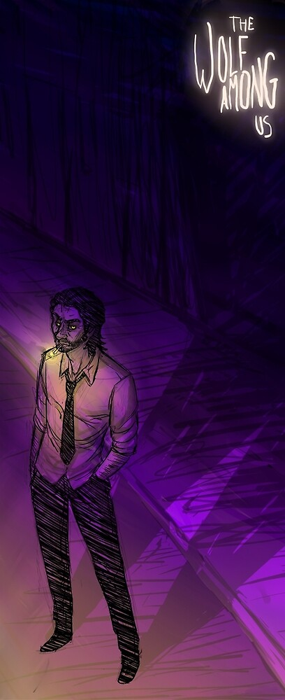 The Wolf Among Us by acroscigno