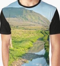 Reflective Ingleborough Graphic T-Shirt
