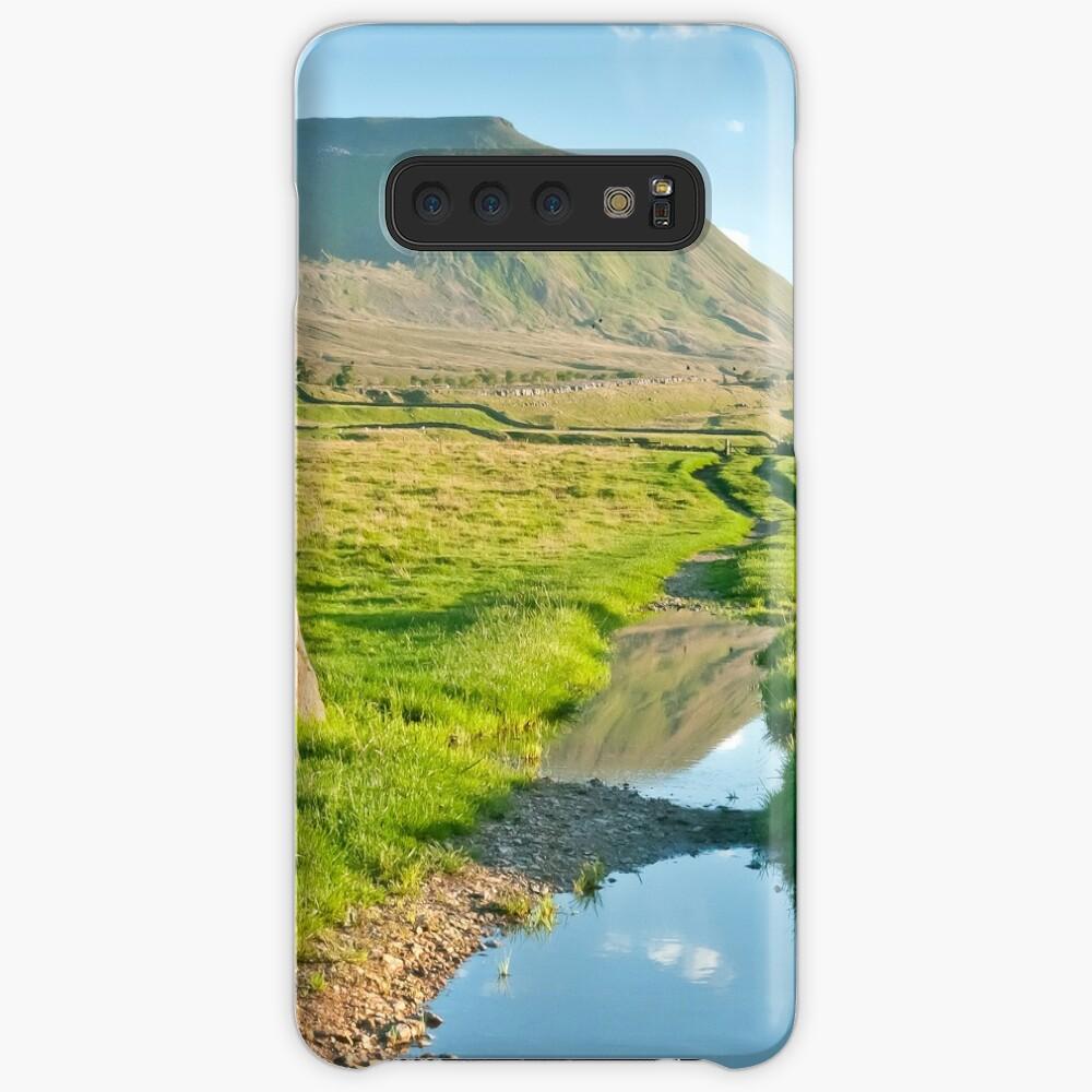 Reflective Ingleborough Case & Skin for Samsung Galaxy