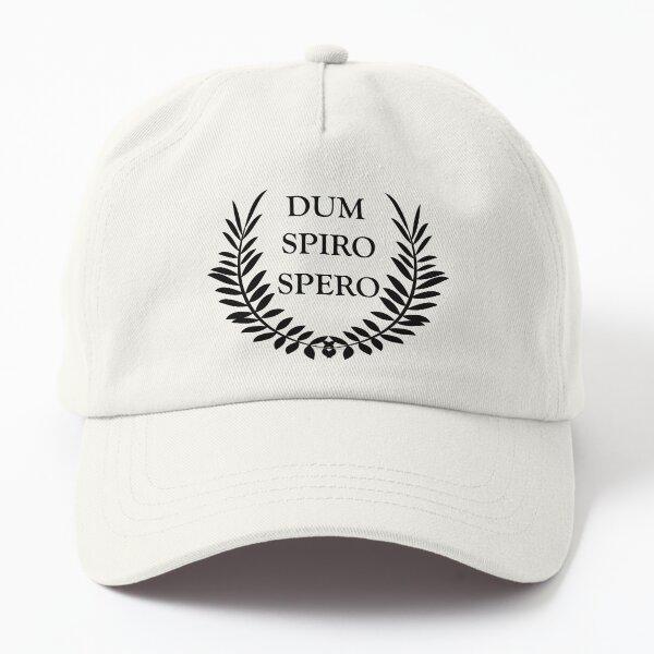 dum spiro spero Dad Hat