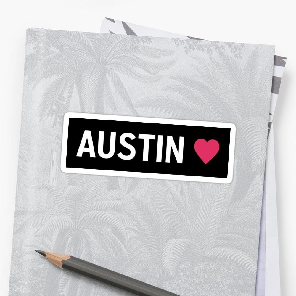 Austin by alison4