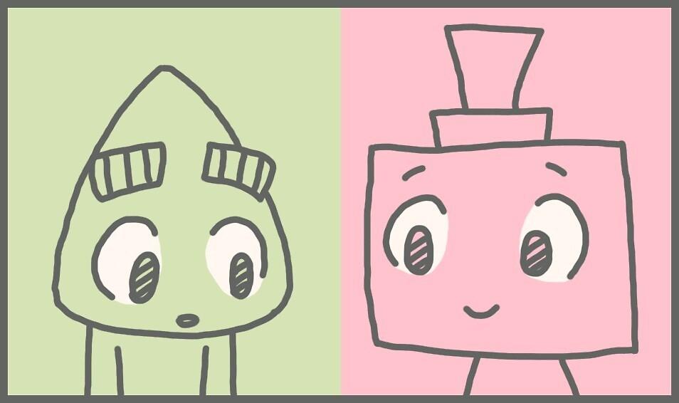 San & Cuatro - Duality by NPMiruku