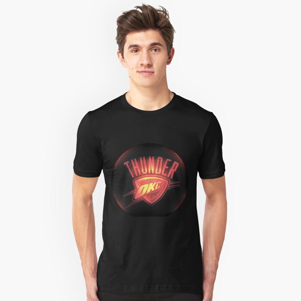 Thunder Red Unisex T-Shirt Front