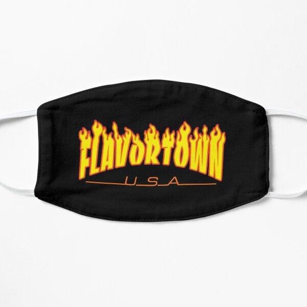 Fire town usa Flat Mask