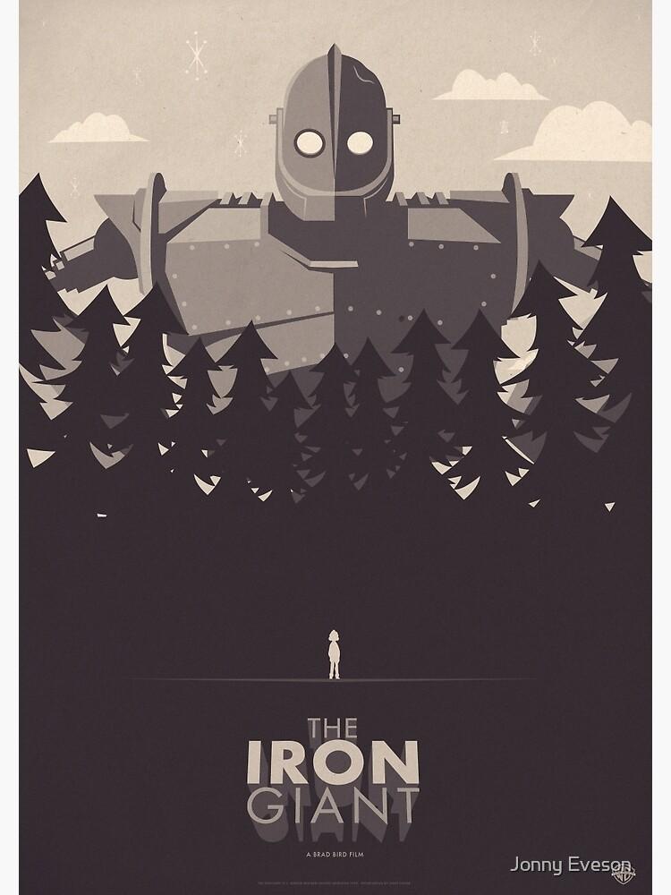 The Iron Giant by ameba2k