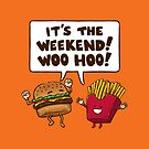 The Weekend Burger by nickv47