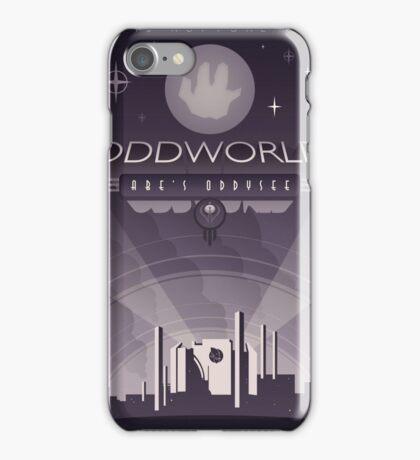 Oddworld: Abe's Oddysee iPhone Case/Skin