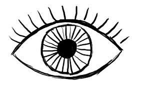 Cartoon Eye by abeso