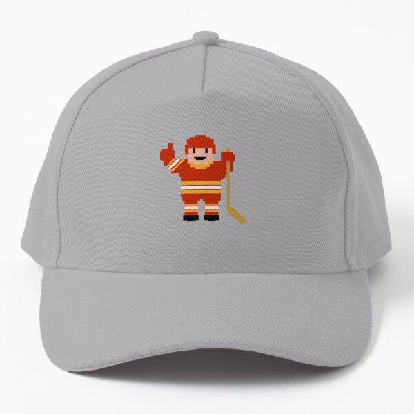 Calgary Hockey Player Baseball Cap