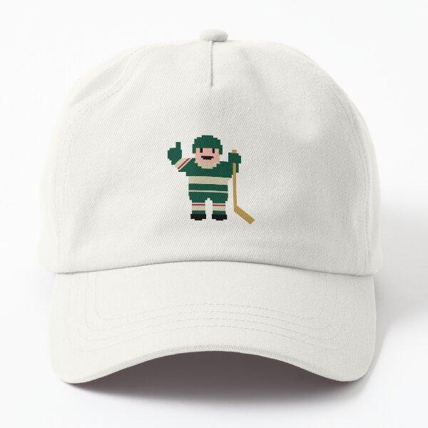 Minnesota Hockey Player Dad Hat