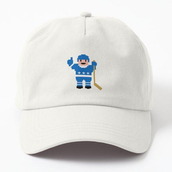 Quebec Hockey Player Dad Hat