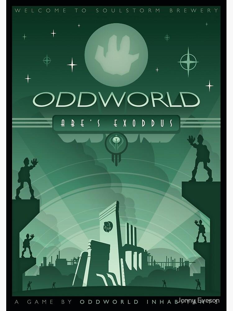 Oddworld: Abe's Exoddus by ameba2k