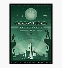 Oddworld: Abe's Exoddus Photographic Print