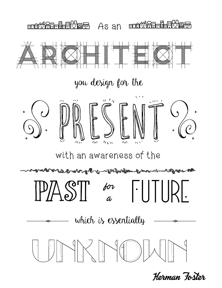Architecture Quote by kelseyq