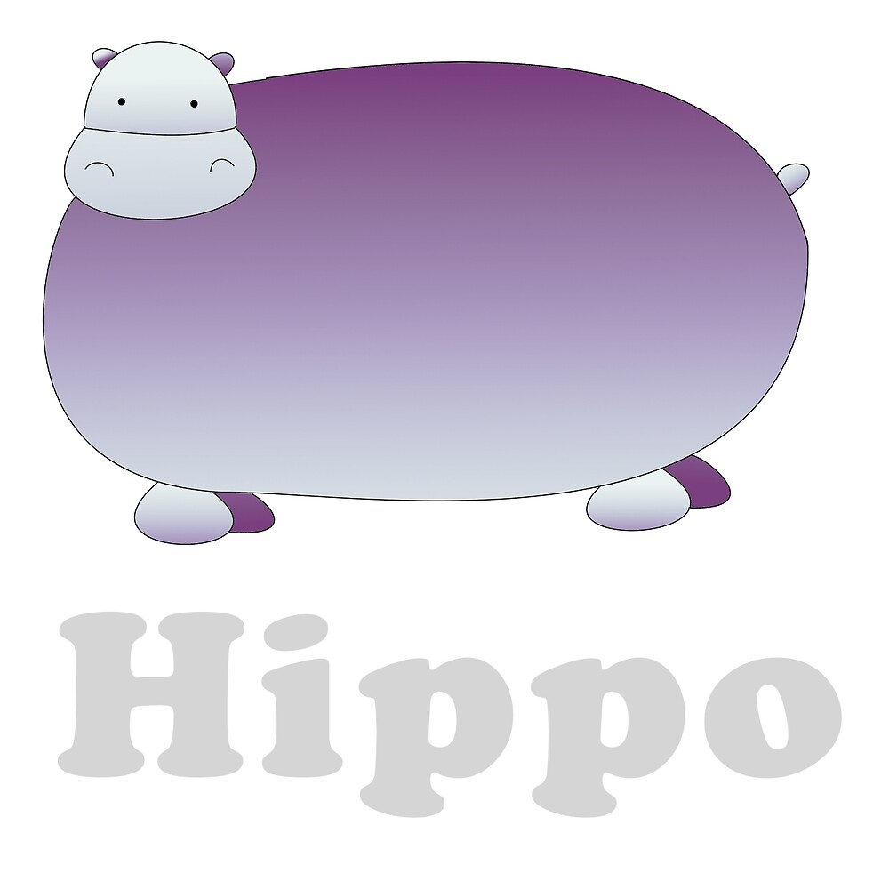 Hippo by lecase19