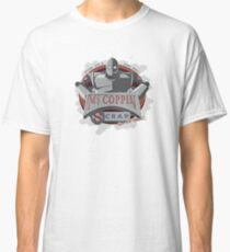 McCopin Scrap | The Iron Giant Classic T-Shirt