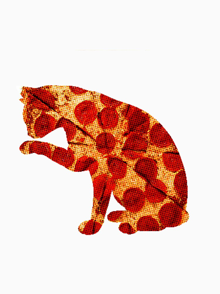 Pizza Cat by SarahArundale