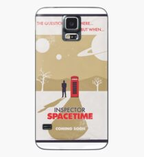 Inspector Spacetime Case/Skin for Samsung Galaxy
