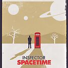 Inspector Spacetime by Jonny Eveson