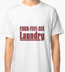 Four Five Six Laundry - Archer Classic T-Shirt